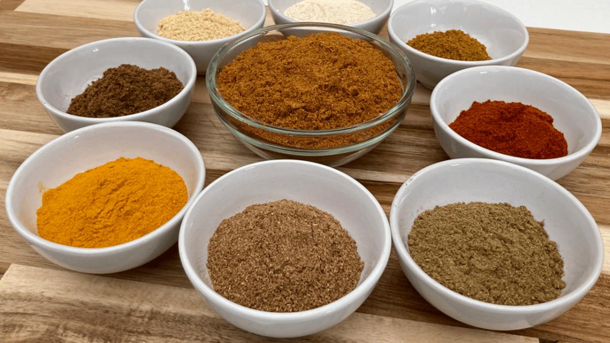 Spice Mix Powder / Chef's Blend Curry Powder
