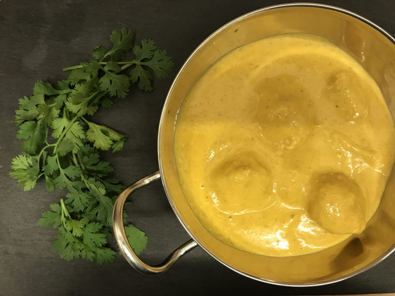 Korma (made from scratch)