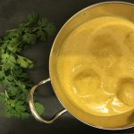 Korma (made with base gravy)