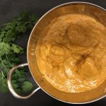 Tikka Masala (made with base gravy)