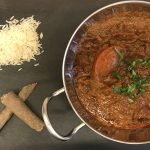 Vindaloo (made with base gravy)