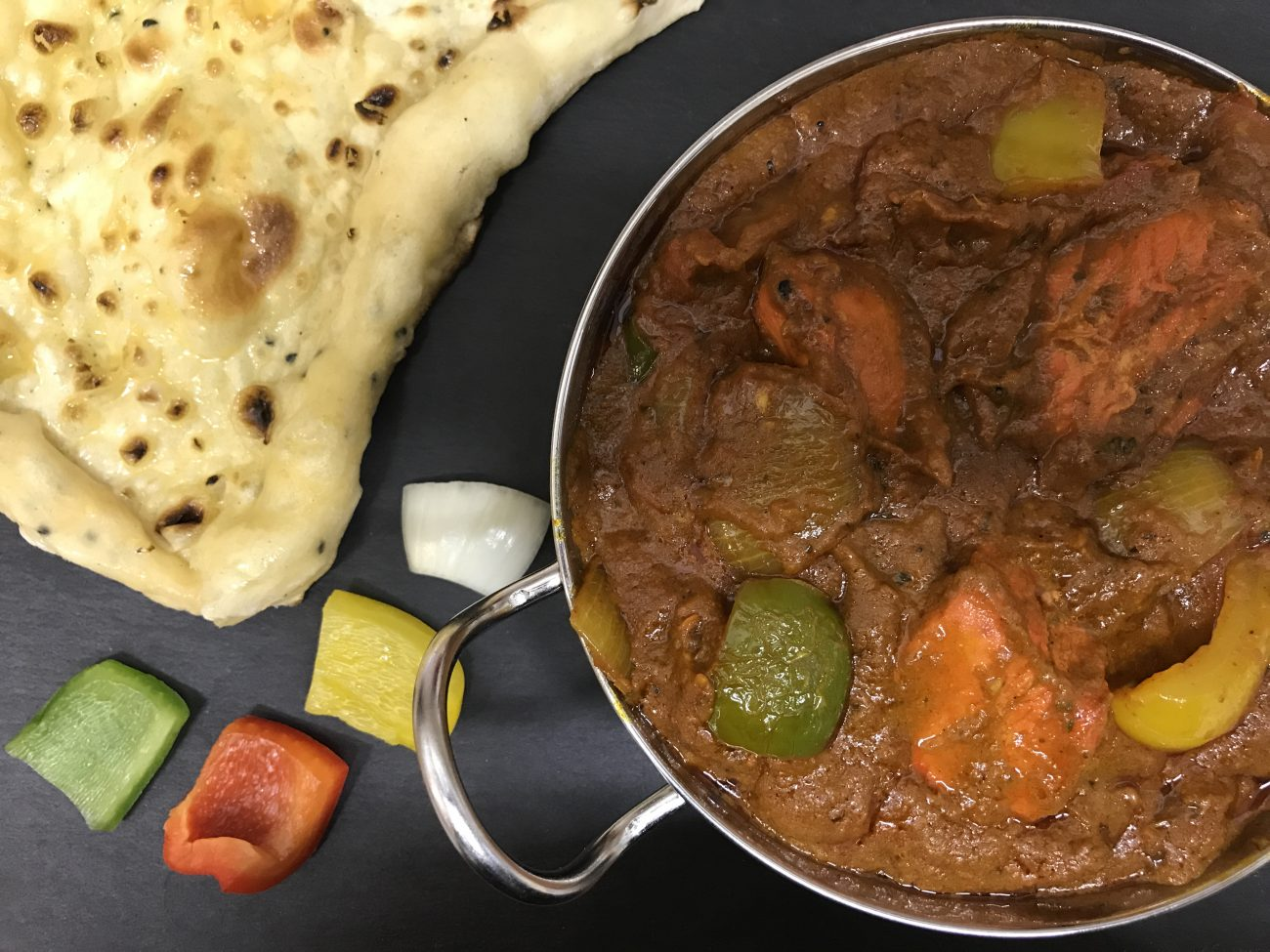 Balti (made with base gravy)