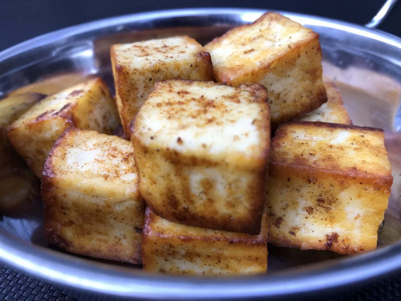 Pan Seared Paneer