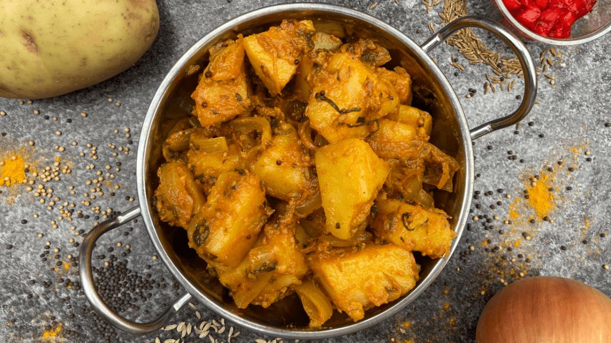 Bombay Potato / Bombay Aloo