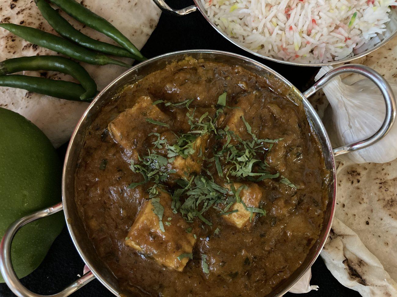 Mango Chilli Chicken (British Indian Restaurant / BIR Style)
