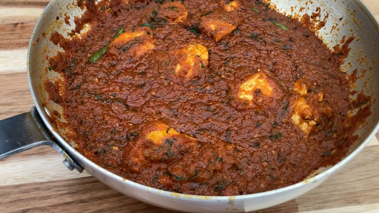 Phaal (British Indian Restaurant / BIR Style)