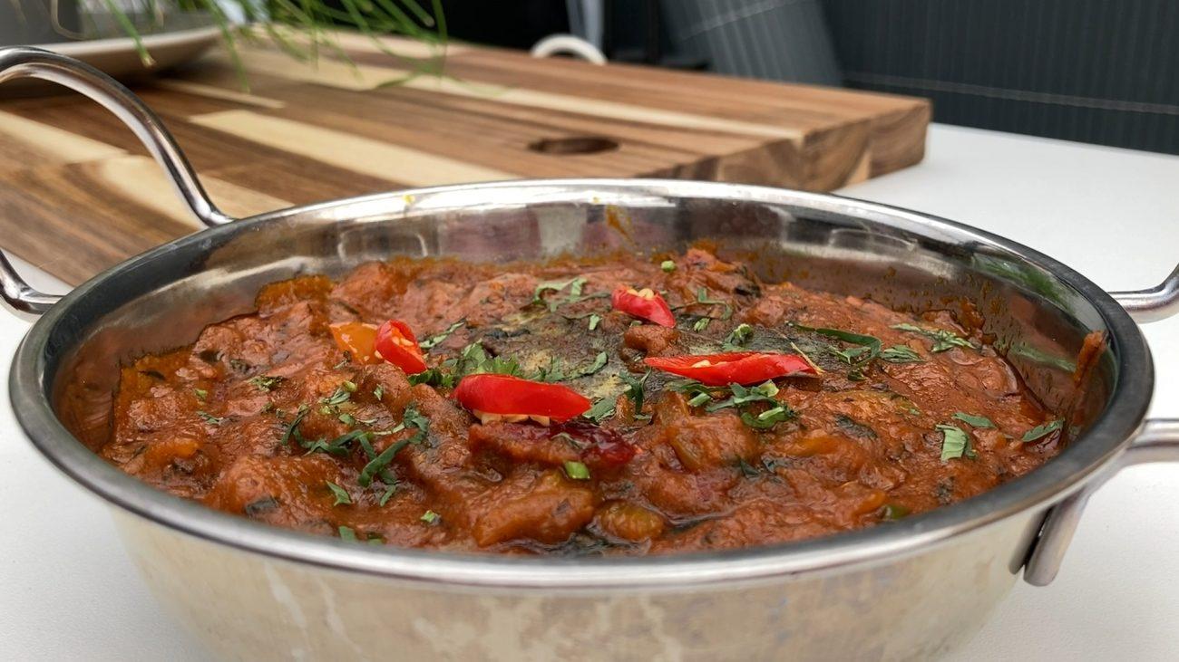 Achari Mirch (British Indian Restaurant Style / BIR)