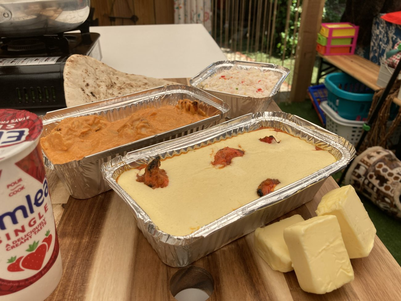 Sweet Butter Chicken (From Scratch / Base Free)
